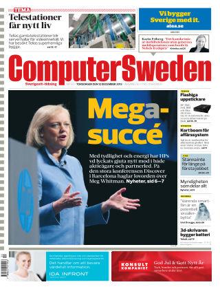 Computer Sweden (Inga nya utgåvor) 2013-12-12
