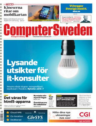 Computer Sweden (Inga nya utgåvor) 2014-01-30