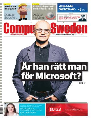 Computer Sweden (Inga nya utgåvor) 2014-02-06
