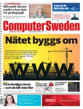 Computer Sweden (Inga nya utgåvor) 2014-03-06