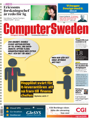 Computer Sweden (Inga nya utgåvor) 2014-03-13