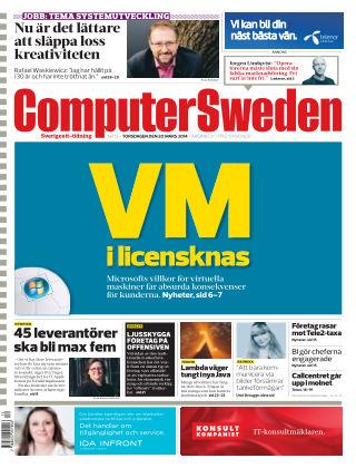 Computer Sweden (Inga nya utgåvor) 2014-03-20