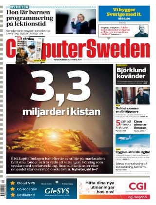 Computer Sweden (Inga nya utgåvor) 2014-03-27