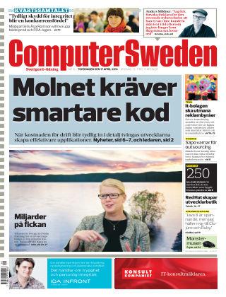 Computer Sweden (Inga nya utgåvor) 2014-04-17