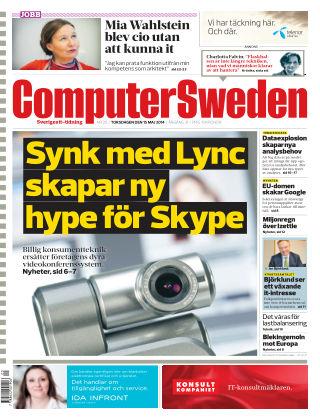 Computer Sweden (Inga nya utgåvor) 2014-05-15