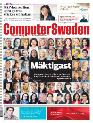 Computer Sweden (Inga nya utgåvor) 2014-05-28