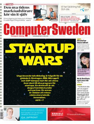 Computer Sweden (Inga nya utgåvor) 2014-06-12