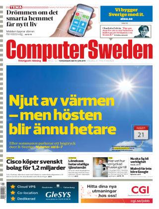 Computer Sweden (Inga nya utgåvor) 2014-06-19