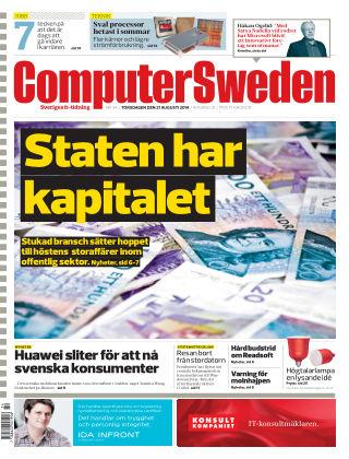 Computer Sweden (Inga nya utgåvor) 2014-08-21