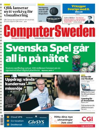 Computer Sweden (Inga nya utgåvor) 2014-08-28