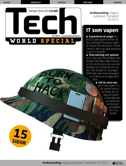 Techworld Special (Inga nya utgåvor) February 27, 2014 00:00