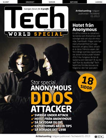 Techworld Special (Inga nya utgåvor) January 30, 2014 00:00