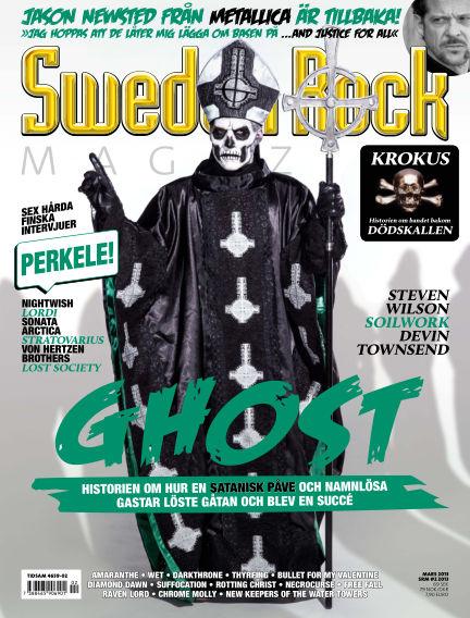 Sweden Rock Magazine February 26, 2013 00:00