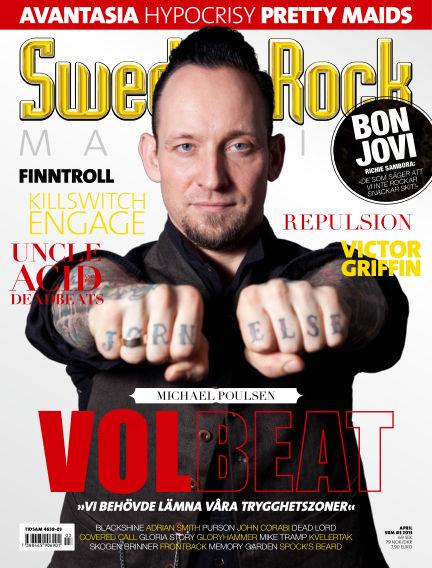 Sweden Rock Magazine March 26, 2013 00:00