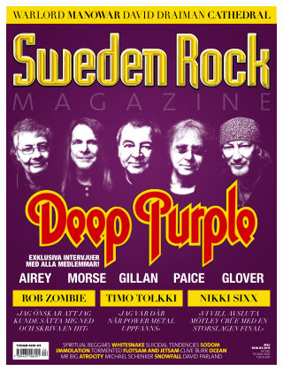 Sweden Rock Magazine 2013-04-23