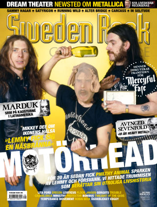 Sweden Rock Magazine 2013-09-24