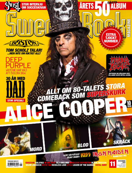 Sweden Rock Magazine December 17, 2013 00:00