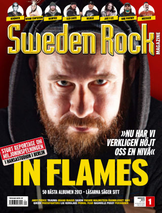 Sweden Rock Magazine 2014-01-07