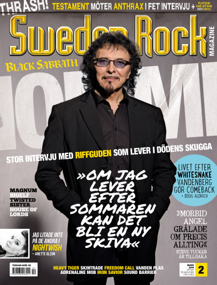 Sweden Rock Magazine February 25, 2014 00:00