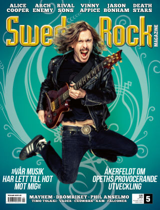 Sweden Rock Magazine 2014-05-20