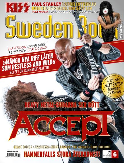 Sweden Rock Magazine June 10, 2014 00:00