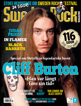 Sweden Rock Magazine 2014-07-21