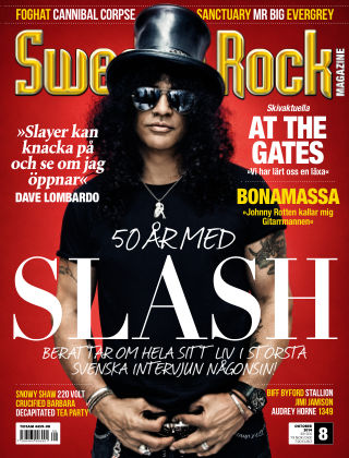 Sweden Rock Magazine 2014-09-23