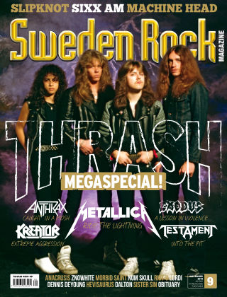 Sweden Rock Magazine 2014-10-21