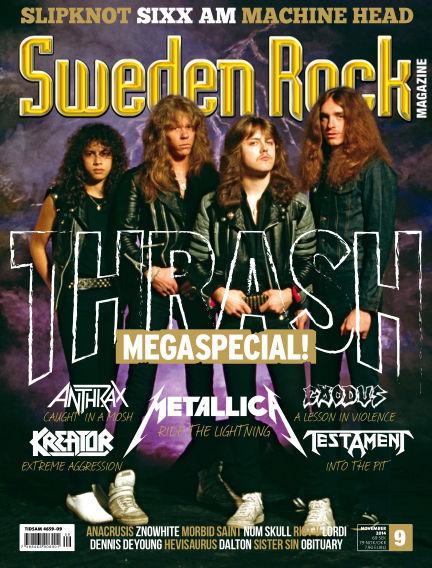 Sweden Rock Magazine October 21, 2014 00:00