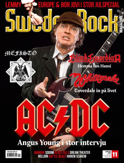 Sweden Rock Magazine December 16, 2014 00:00