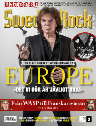 Sweden Rock Magazine 2015-02-24