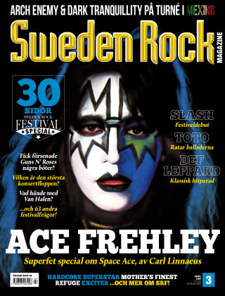 Sweden Rock Magazine 2015-03-24
