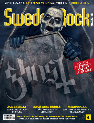 Sweden Rock Magazine #4 2015
