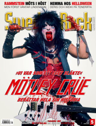 Sweden Rock Magazine 2015-05-19