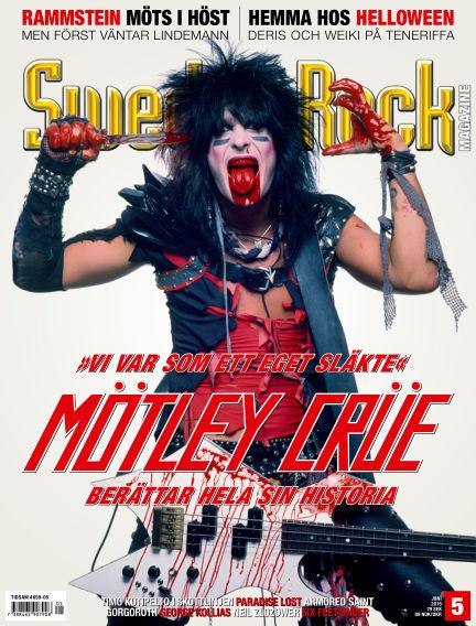 Sweden Rock Magazine May 19, 2015 00:00
