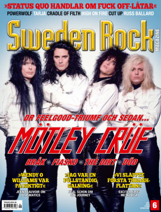 Sweden Rock Magazine 2015-06-23