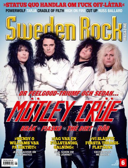 Sweden Rock Magazine June 23, 2015 00:00
