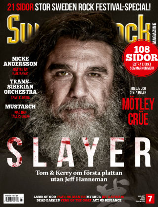 Sweden Rock Magazine 2015-07-21