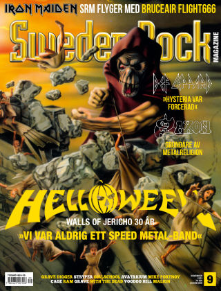 Sweden Rock Magazine 2015-10-20
