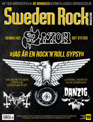 Sweden Rock Magazine 2015-11-17