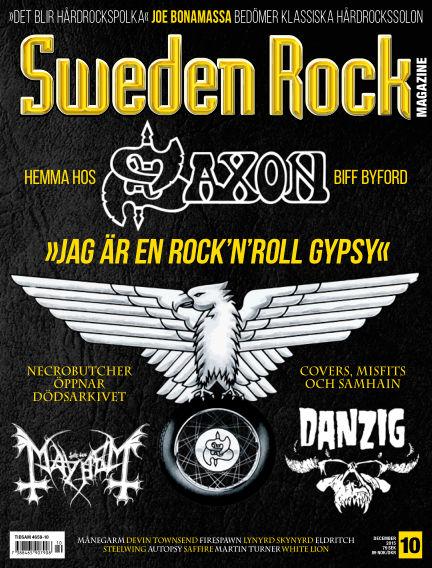 Sweden Rock Magazine November 17, 2015 00:00