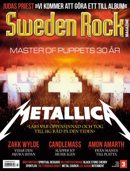 Sweden Rock Magazine March 22, 2016 00:00