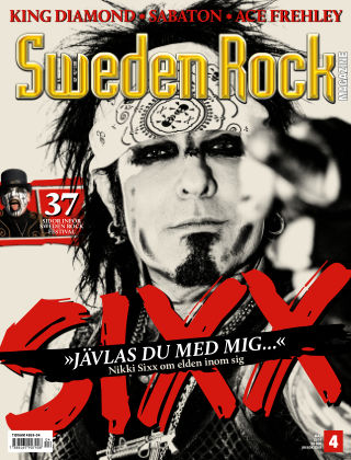 Sweden Rock Magazine 2016-04-19