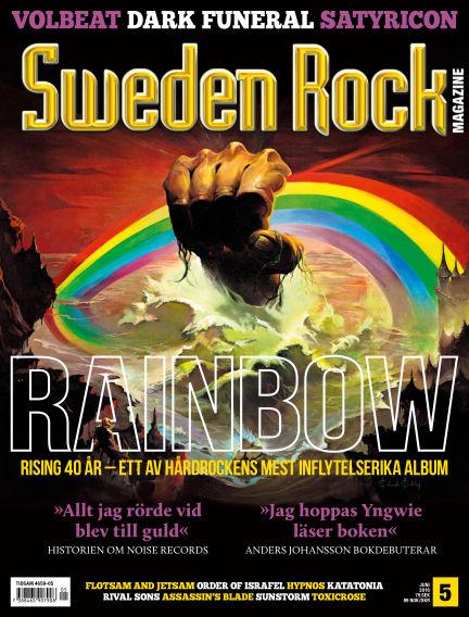 Sweden Rock Magazine May 17, 2016 00:00