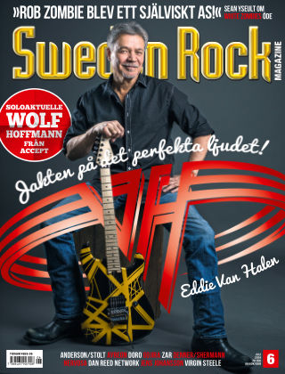 Sweden Rock Magazine 2016-06-14