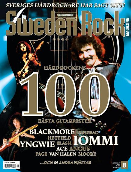 Sweden Rock Magazine August 23, 2016 00:00