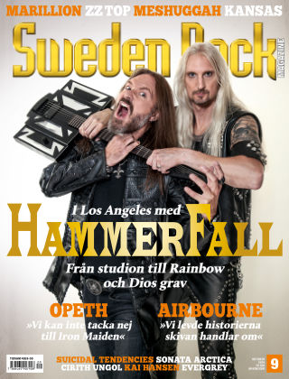Sweden Rock Magazine 2016-09-20