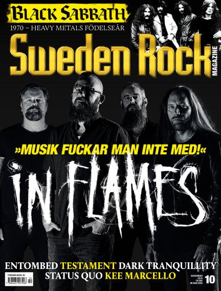 Sweden Rock Magazine October 18, 2016 00:00