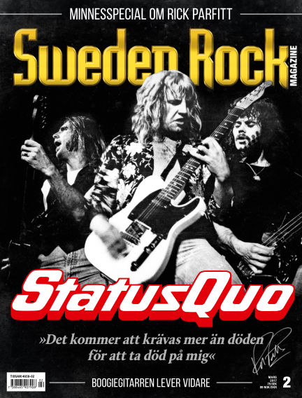 Sweden Rock Magazine February 21, 2017 00:00