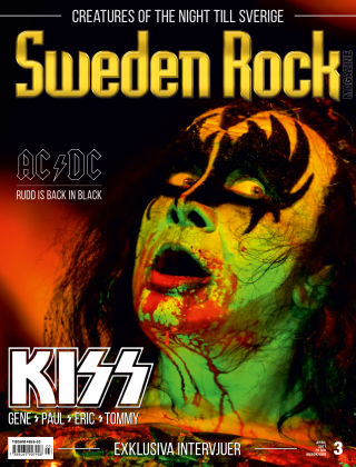 Sweden Rock Magazine 2017-03-21